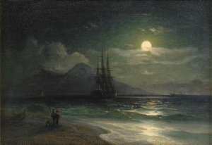 View of the Night Sea